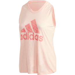Adidas Winners Tank Top Women - Haze Coral Mel