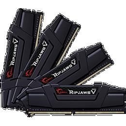 G.Skill Ripjaws V Black DDR4 2666MHz 4x32GB (F4-2666C19Q-128GVK)