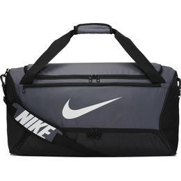 Nike Brasilia M - Flint Grey/Black/White