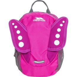 Trespass Kids' Blue 3L Novelty Backpack - Pink
