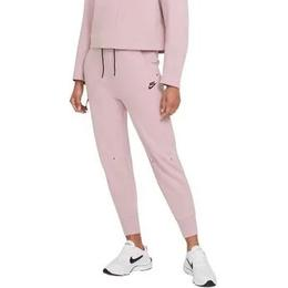 Nike Tech Fleece Trousers Women - Champagne/Black