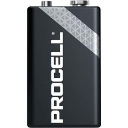 Duracell Procell Alkaline C & D Compatible 9V 10-pack