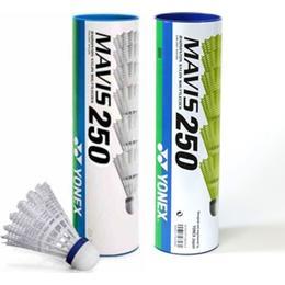 Yonex Mavis 250 6-pack