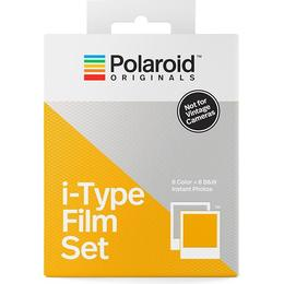 Polaroid I-Type Film Set (8 Color + 8 B&W)