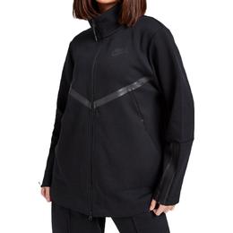Nike Tech Fleece Jacket Women - Black
