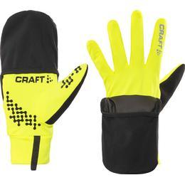 Craft Hybrid Weather Glove Unisex - Flumino/Silver