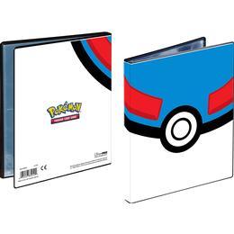Ultra Pro 4-Pocket Pokemon Great Ball Premium Binder