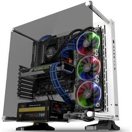 Thermaltake Core P3 Tempered Glass Snow Edition