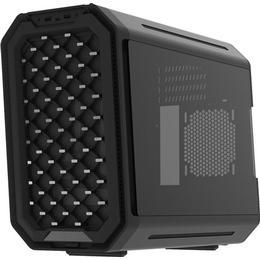 Antec Gaming Dark Cube Tempered Glass