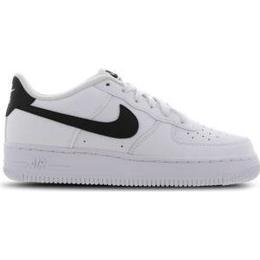 Nike Air Force 1 GS - White/Black