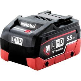 Metabo Battery Pack LiHD 18V 5.5Ah