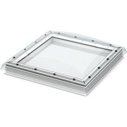 Velux Skylight CVP 060060 0673QVA 600x600 PVC Ovenlysvindue Dobbelt-rude 60x60cm