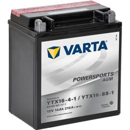 Varta Powersports AGM YTX16-BS-1