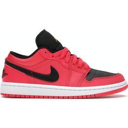 Nike Air Jordan 1 Low W - Siren Red/White/University Gold/Black