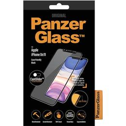 PanzerGlass CamSlider Case Friendly Screen Protector for iPhone XR/11
