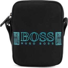 Hugo Boss Pixel O NS Shoulder Bag - Black
