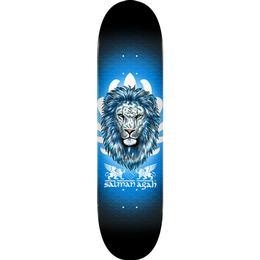 "Powell Peralta Salman Agah Lion Popsicle Deck 8"""