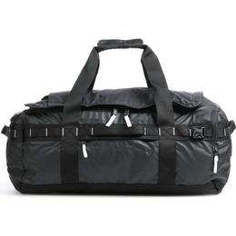 The North Face Base Camp Voyager Duffel 62L - TNF Black/TNF White
