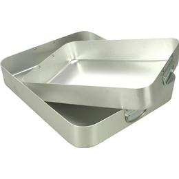 Heirol Aluminium Ovnfast fad 7.5 L