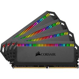Corsair Dominator Platinum RGB Black DDR4 3200MHz 4x8GB (CMT32GX4M4E3200C16)