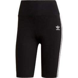 Adidas Adicolor Classics Primeblue High Waisted Korte Tights - Black