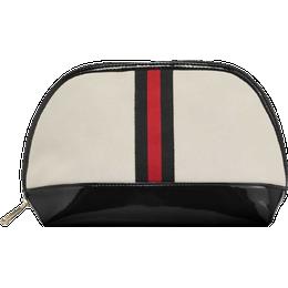 Gillian Jones Secrets Cosmetics Bag - Beige