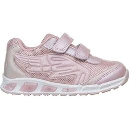 zigzag Roseau Flashing Sneakers - English Rose