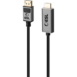 ESL HDMI-DisplayPort 2m