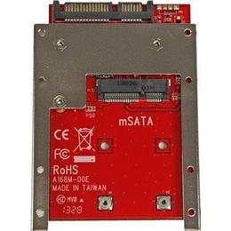 StarTech.com mSATA SSD to 2.5in SATA Adapter