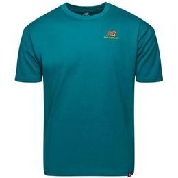 New Balance Essentials Embroidered T-shirt - Team Teal