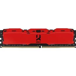 GOODRAM IRDM X Red DDR4 3200MHz 16GB (IR-XR3200D464L16A/16G)