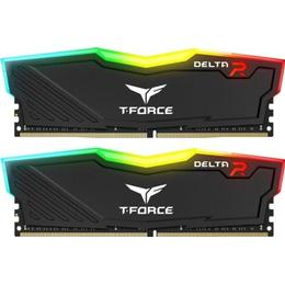 Team Group T-Force Delta RGB Black DDR4 3200MHz 2x16GB (TF3D432G3200HC16FDC01)