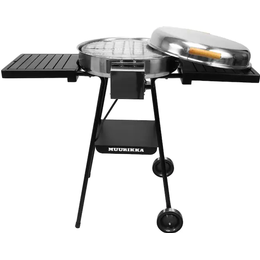 Muurikka Electric Grill 2200w with Side Tables