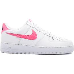 Nike Air Force 1 '07 SE W - White/Black/Clear/Sunset Pulse