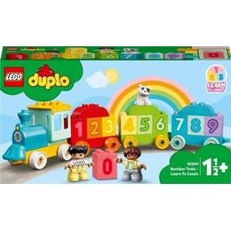 Lego Duplo Number Train Learn to Count 10954