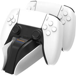 Snakebyte Playstation 5 Twin Charge 5 - White