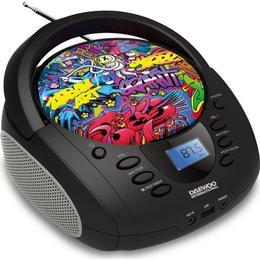 Daewoo Radio CD MP3 DBU-11