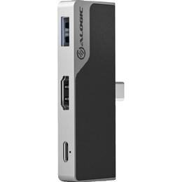 Alogic USB C-USB A/HDMI/USB C/3.5mm M-F Adapter