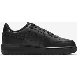Nike Force 1 LE PS - Black/Black