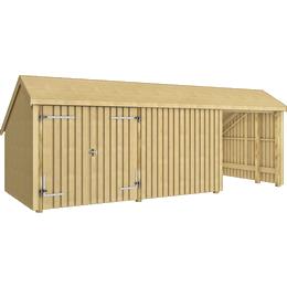 Plus Multihus 3-moduler 167591-1 (Areal 15.5 m²)