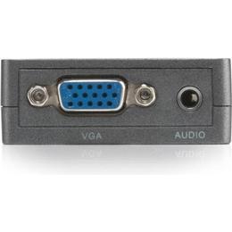 Marmitek HDMI-VGA/3.5mm F-F Adapter