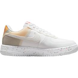 Nike Air Force 1 Crater W - White/Orange/White