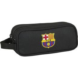 Safta Triple Pencil Case F C Barcelona Layers