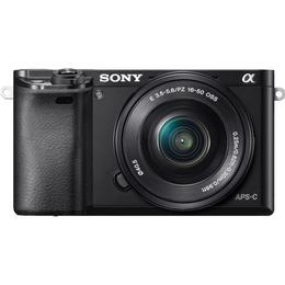 Sony Alpha 6000 + E PZ 16-50mm F3.5-5.6 OSS