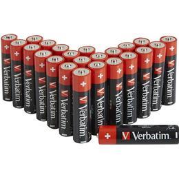 Verbatim AAA Alkaline Compatible 20-pack