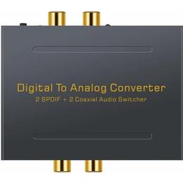 INF Digital to Analog Converter