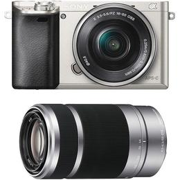 Sony Alpha 6000 + 16-50mm OSS + 55-210mm OSS