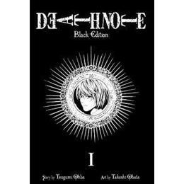 Death Note Black, Häftad, Häftad