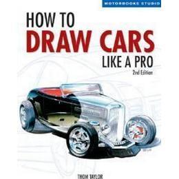 How to Draw Cars Like a Pro (Häftad, 2006), Häftad, Häftad