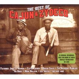Various Artists - The Best Of Cajun & Zydeco
